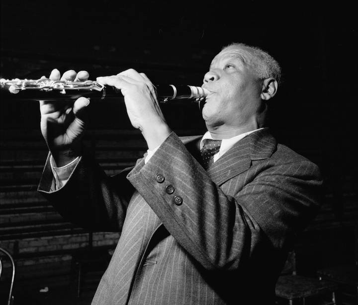 Sidney Bechet @ CASINO - Arras, France