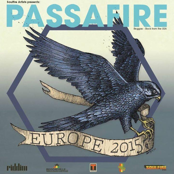 Passafire @ Orpheum Theater – Flagstaff - Flagstaff, AZ