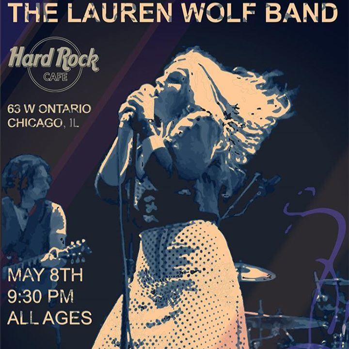 The Lauren Wolf Band @ 27 Live - Evanston, IL