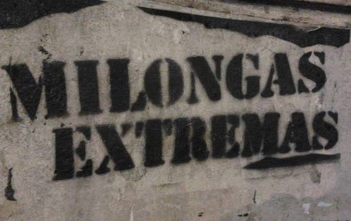 Milongas Extremas Tour Dates