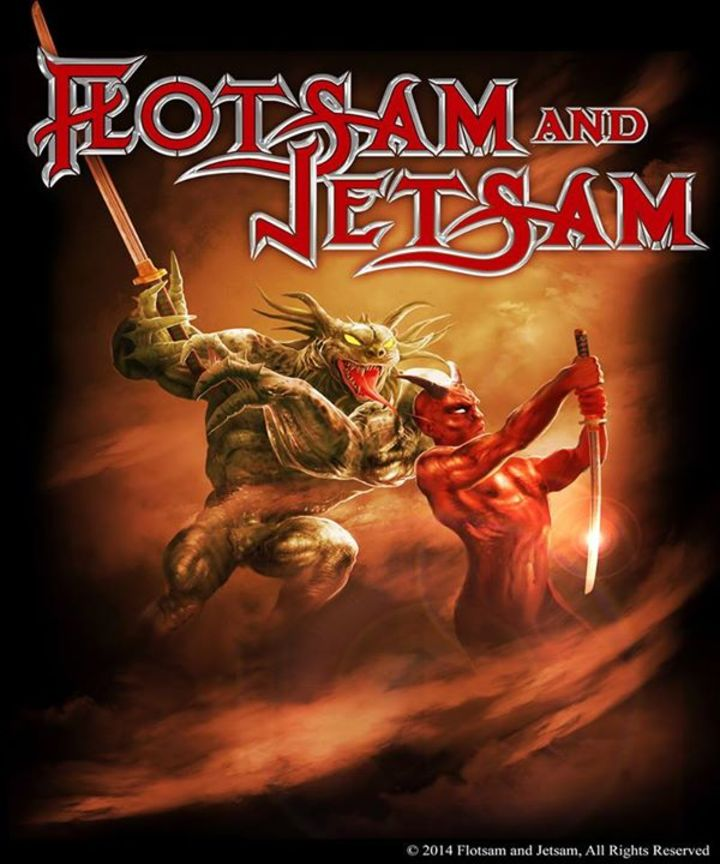 Flotsam and Jetsam Official @ The Paramount - Huntington, NY