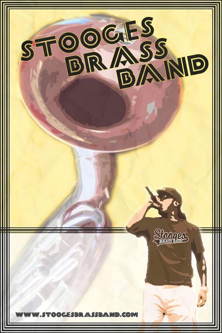 Stooges Brass Band @ Arden Gild Hall - Arden, DE