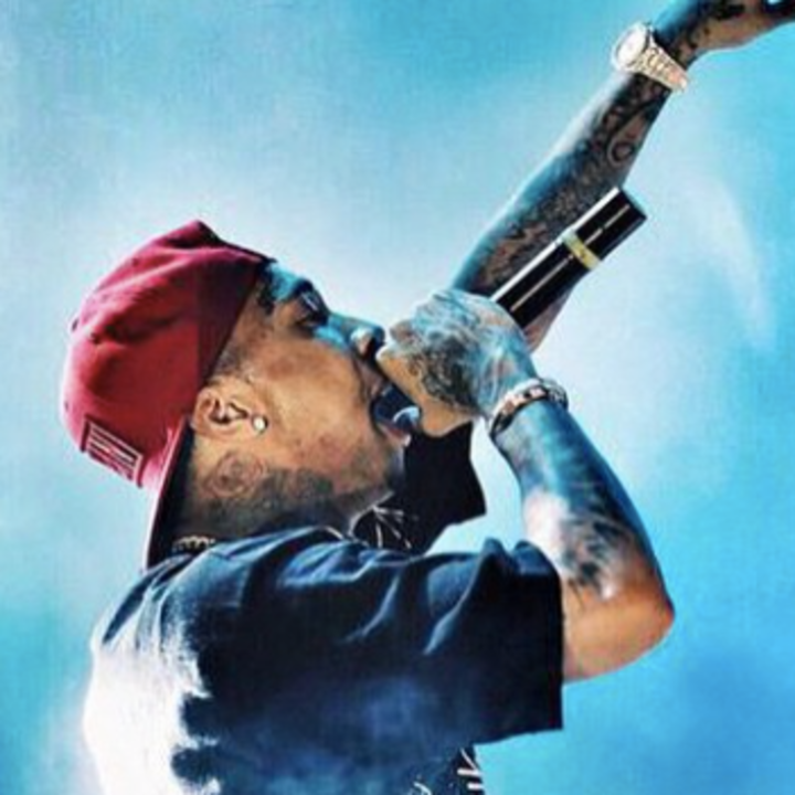 Tyga @ Time Warner Cable Music Pavilion at Walnut Creek - Raleigh, NC