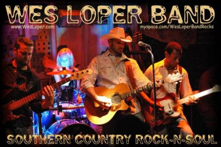 Wes Loper Band Tour Dates