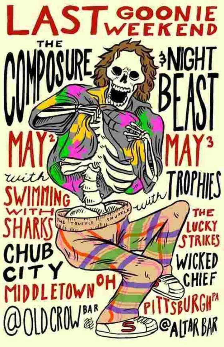 The Composure @ Mickey Finns - Toledo, OH