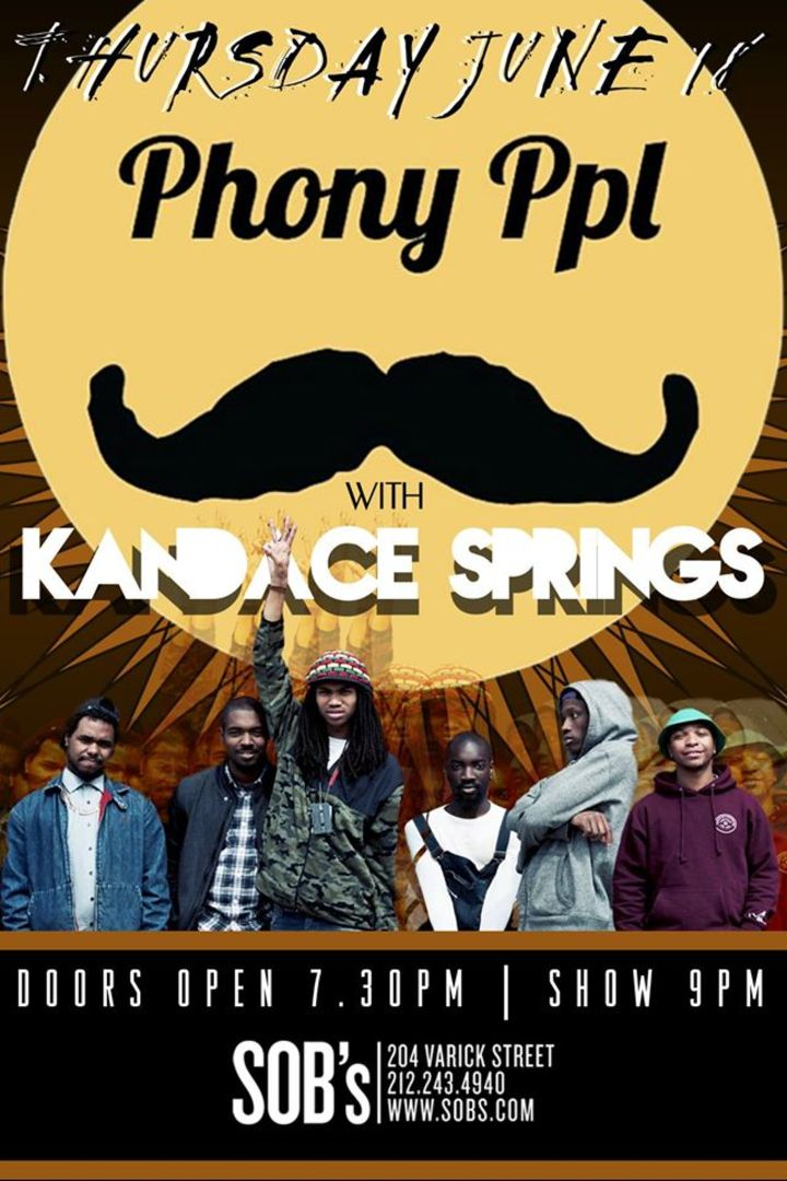 Phony PPL @ Brighton Music Hall - Boston, MA