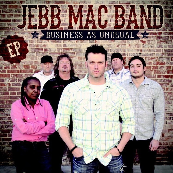 Jebb Mac Music Tour Dates
