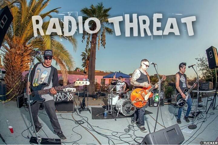 RADIO THREAT Tour Dates