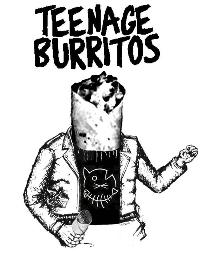 Teenage Burritos @ Casbah - San Diego, CA