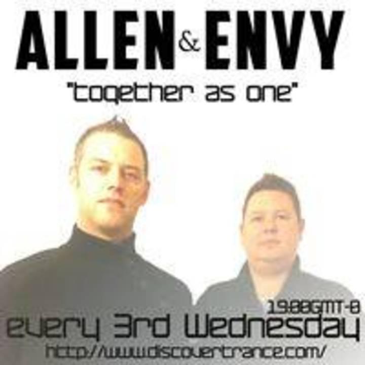 Steve Allen Tour Dates
