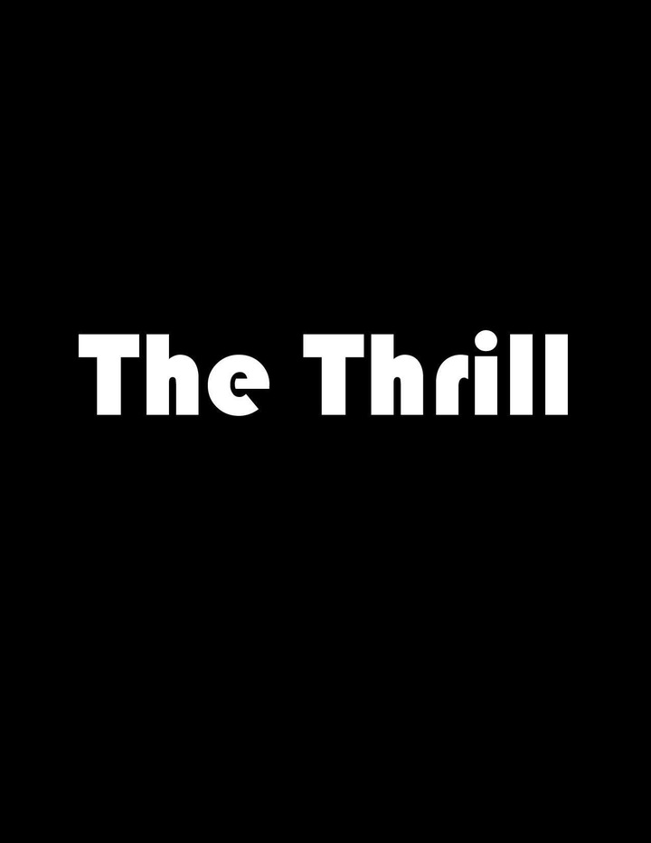 The Thrill Tour Dates