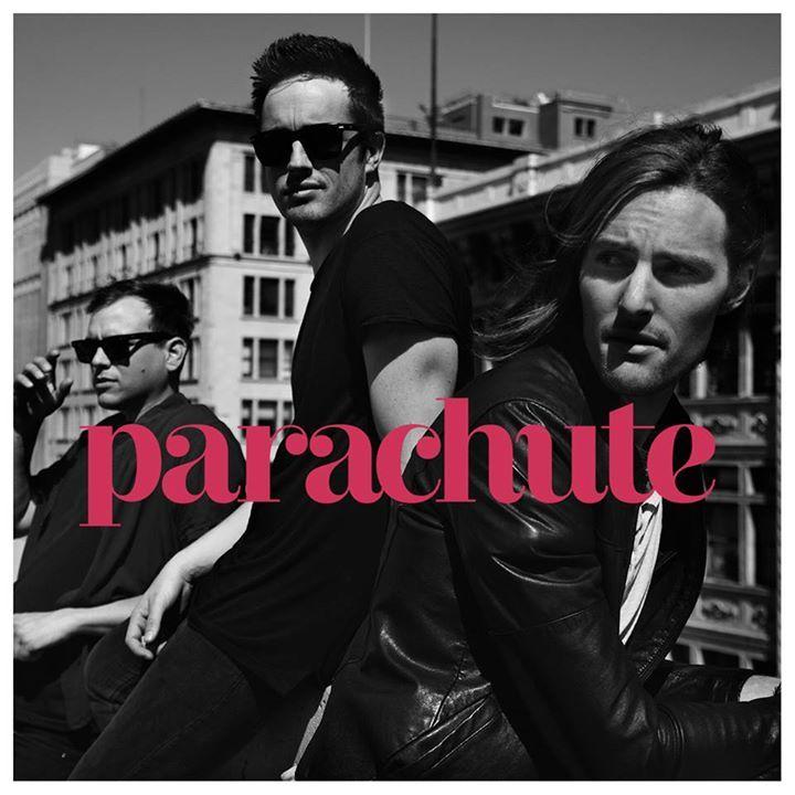 Parachute Tour Dates