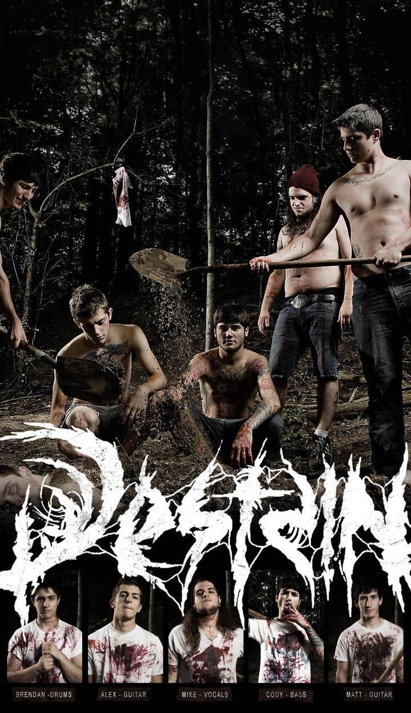 Destain Tour Dates
