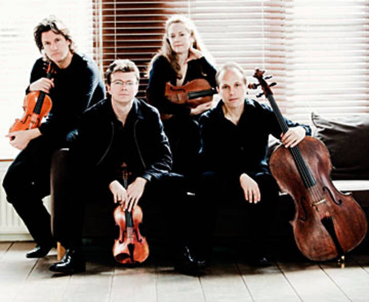 St Lawrence String Quartet @ Valley Performing Arts Center - Northridge, CA