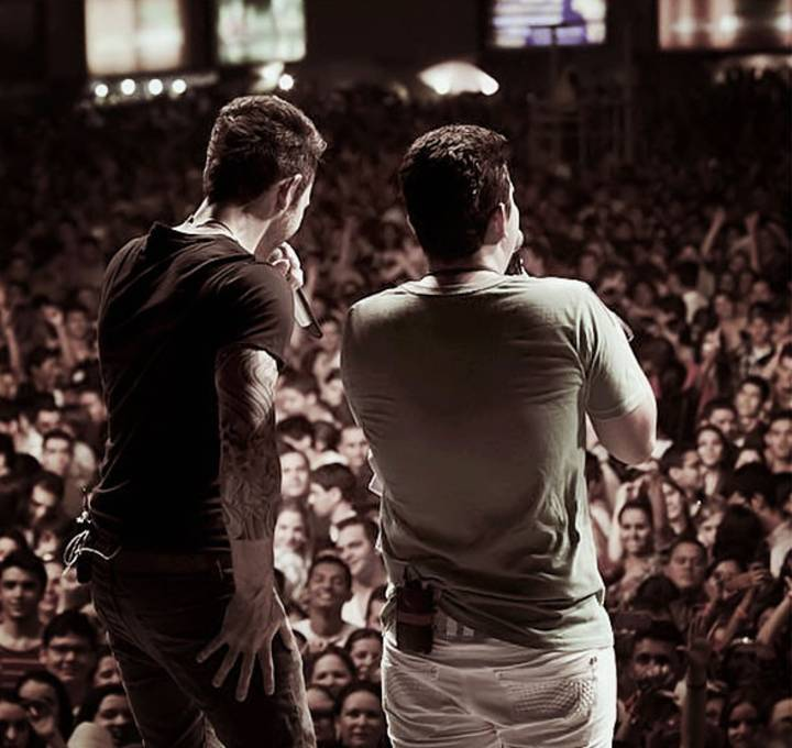 Jorge & Mateus Tour Dates