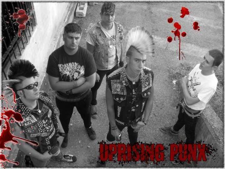 Uprising Punx Tour Dates