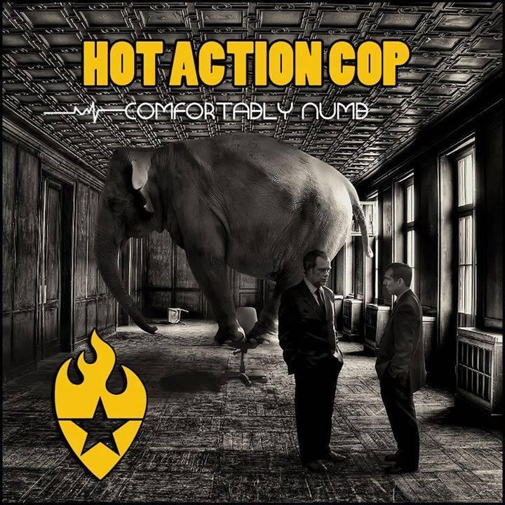 Hot Action Cop Tour Dates