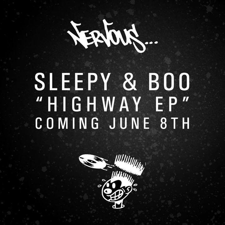 Sleepy & Boo @ Secret East Williamsburg Warehouse - Brooklyn, NY