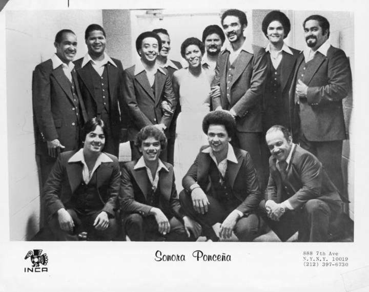 Sonora Ponceña Tour Dates