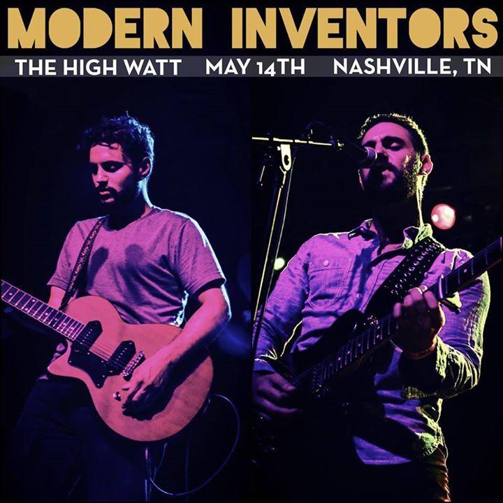 Modern Inventors @ Theatre of Living Arts - Philadelphia, PA