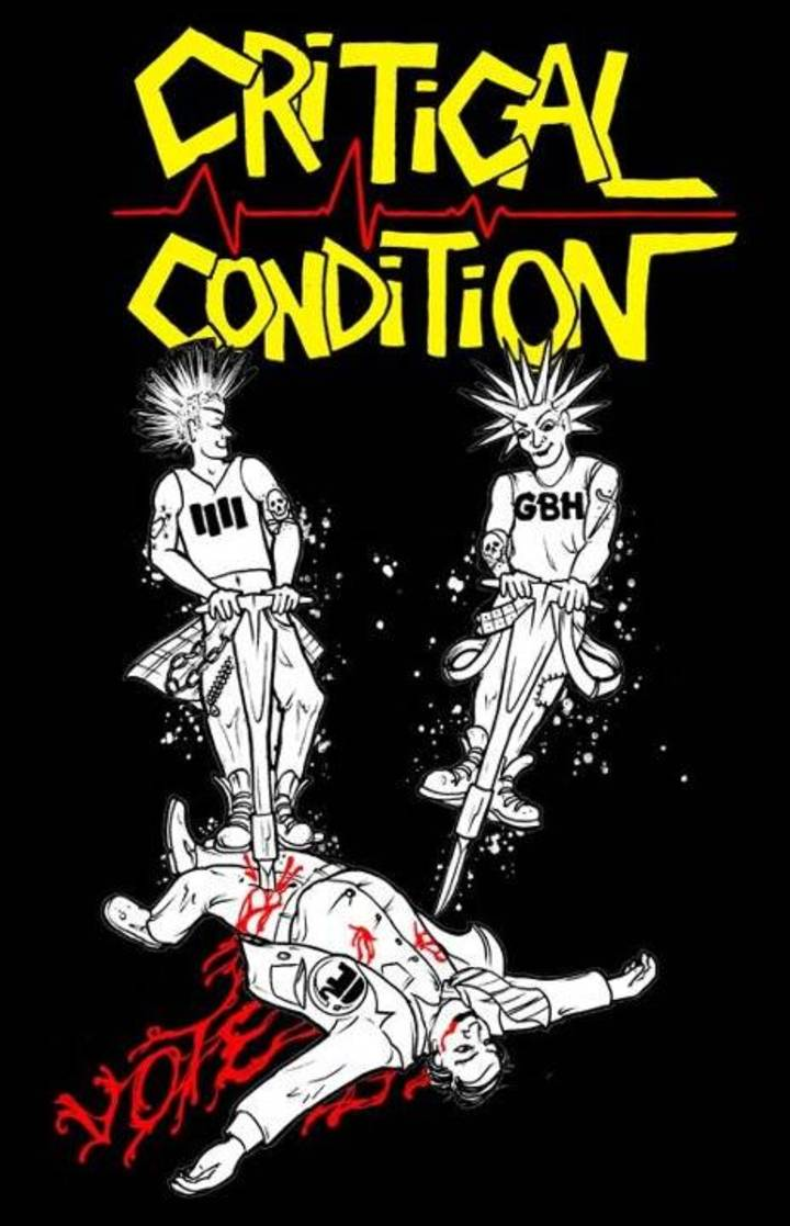 Critical Condition Official Tour Dates