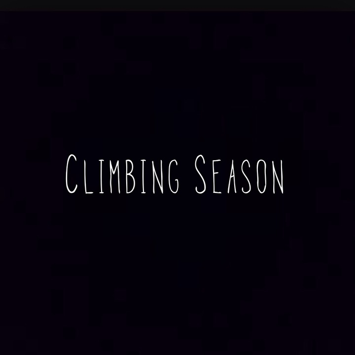 Climbing Season Tour Dates