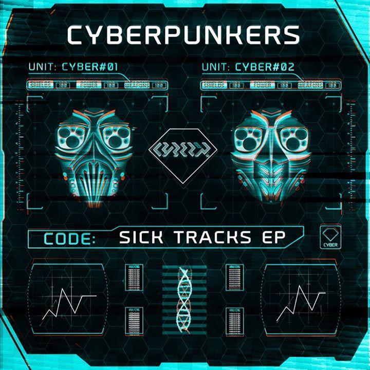 Cyberpunkers @ The Loft / Razzmatazz - Barcelona, Spain