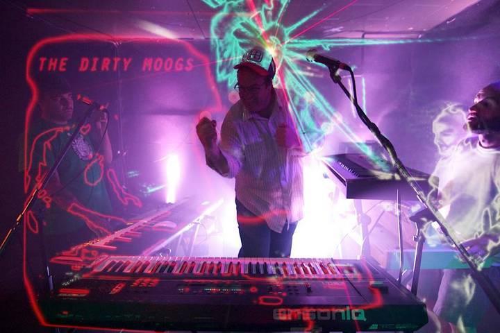 The dirty moogs @ Neurolux - Boise, ID