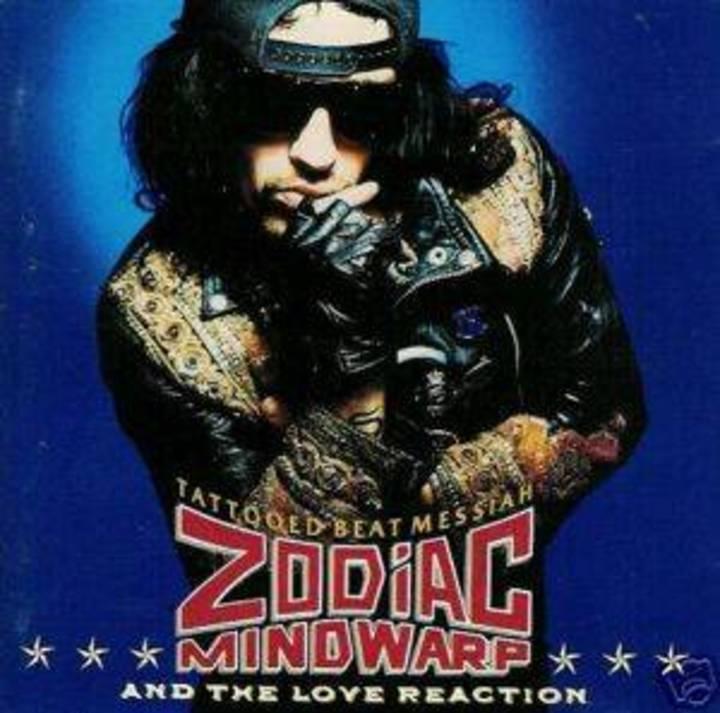 Zodiac Mindwarp Tour Dates