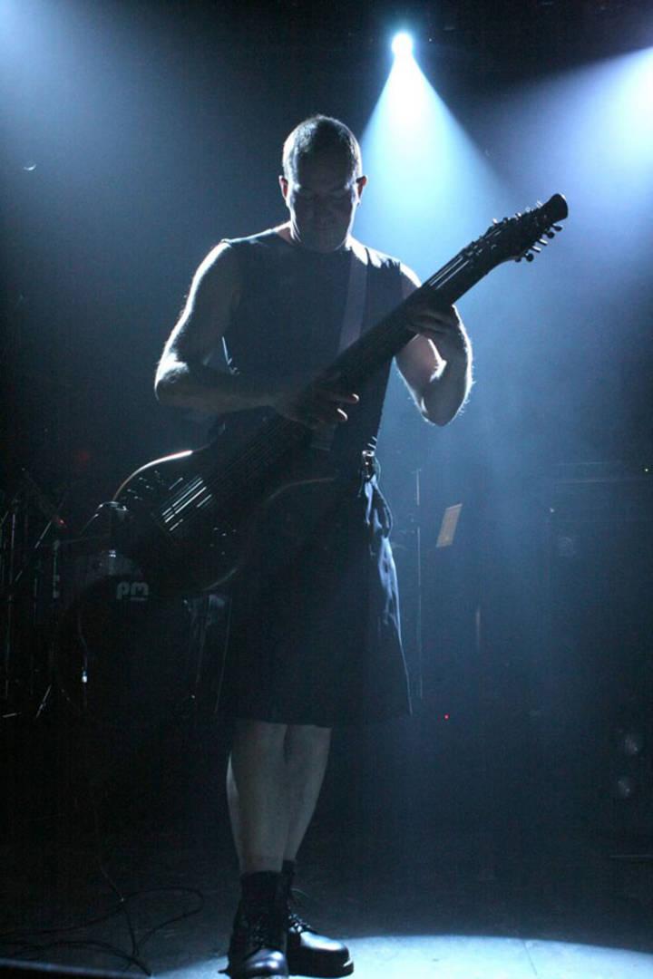 Trey Gunn Tour Dates