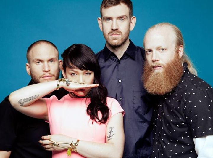 Little Dragon @ Quicken Loans Arena - Cleveland, OH