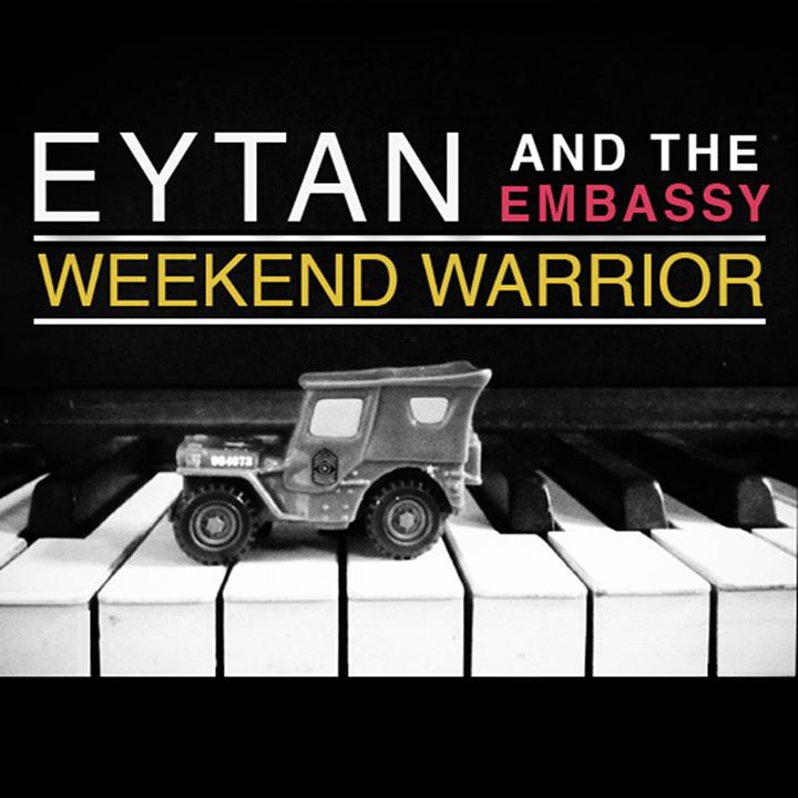 Eytan & The Embassy @ Johnny D's Uptown Restaurant & Music Club - Somerville, MA