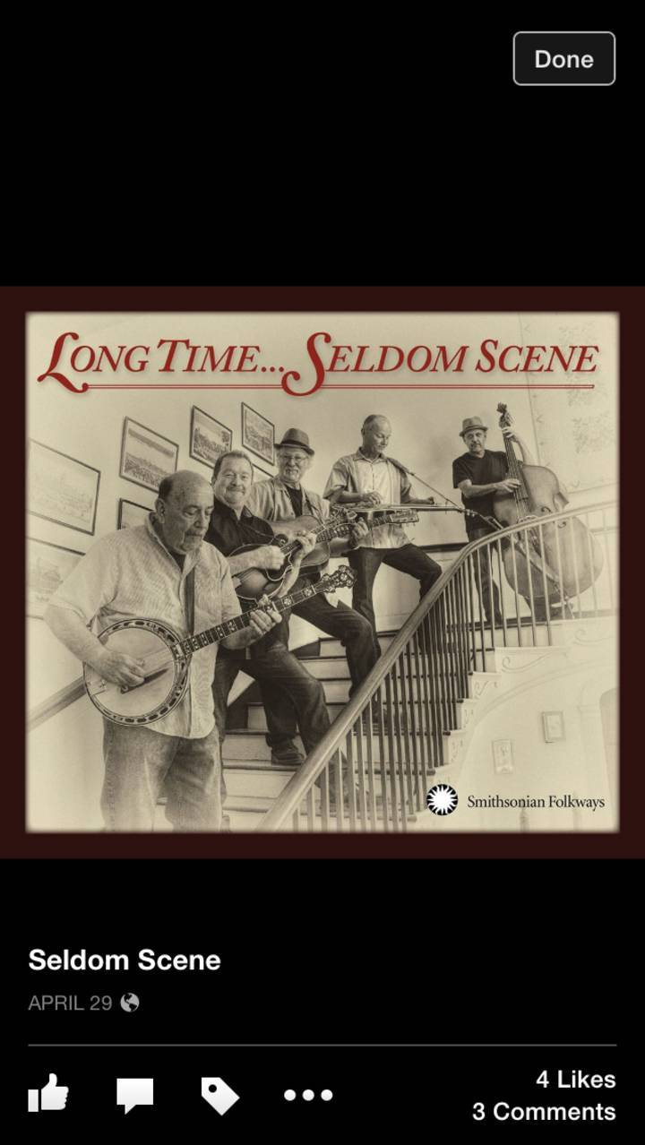 The Seldom Scene Tour Dates
