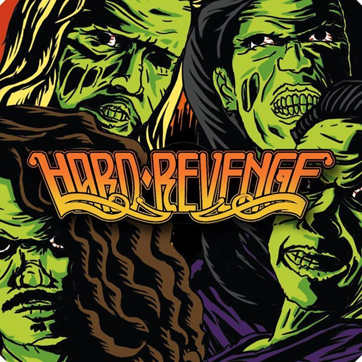 Hard Revenge Tour Dates
