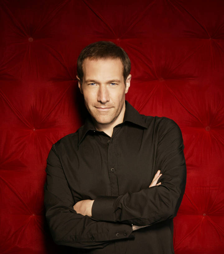 Jim Brickman @ Stephens Auditorium - Ames, IA