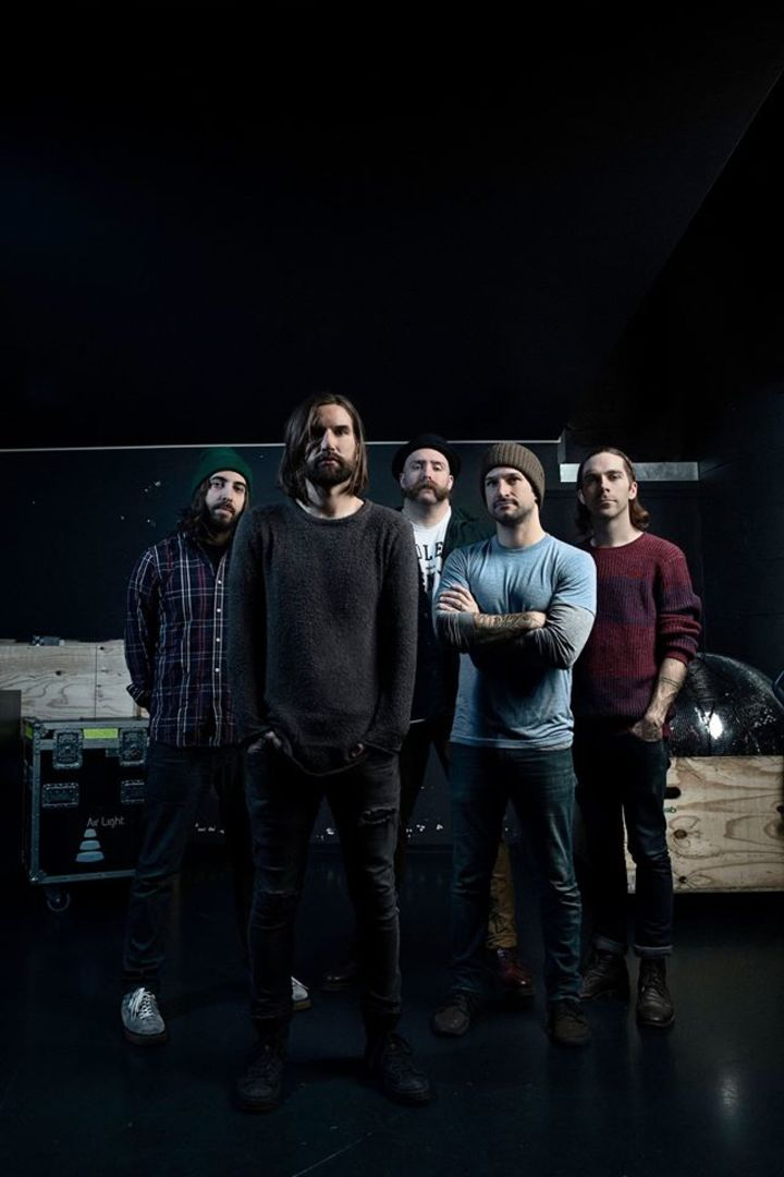 Every Time I Die @ Water Street Music Club - Rochester, NY