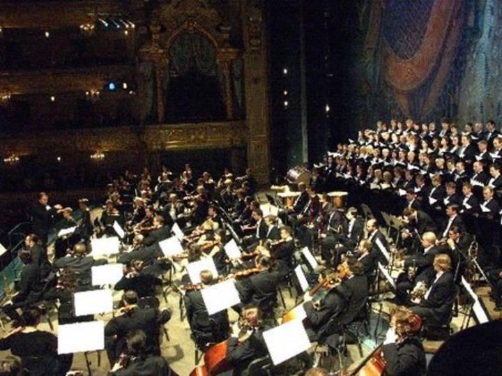 Mariinsky Orchestra Tour Dates