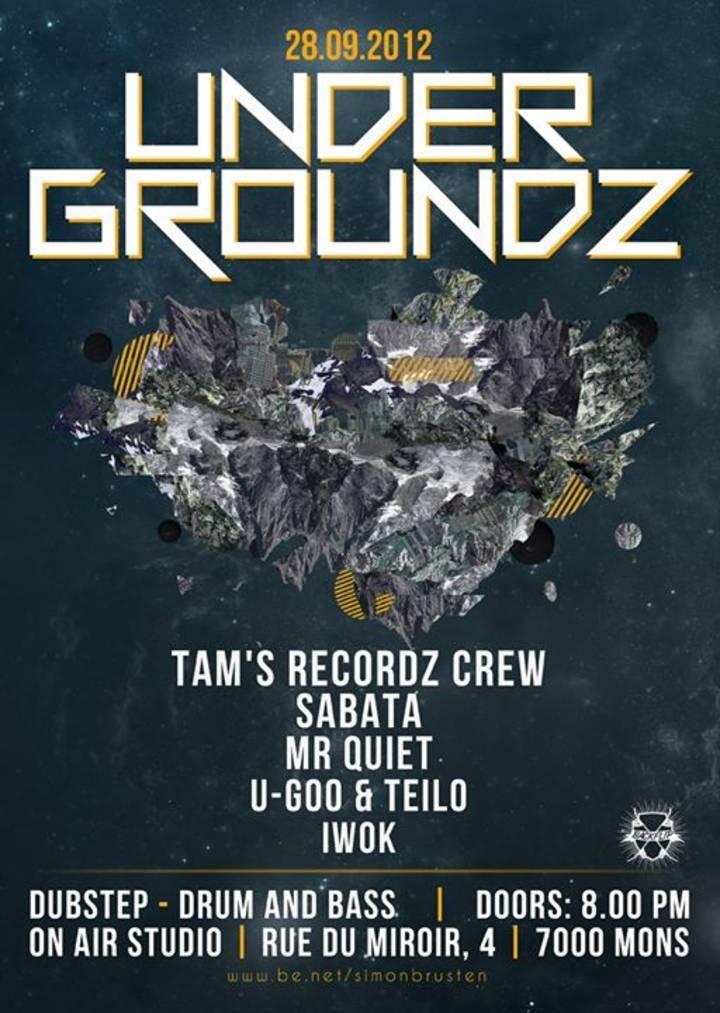 Undergroundz Crew Tour Dates