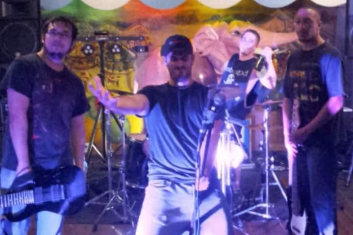 D-Reil @ Dirty Dog Bar - Austin, TX