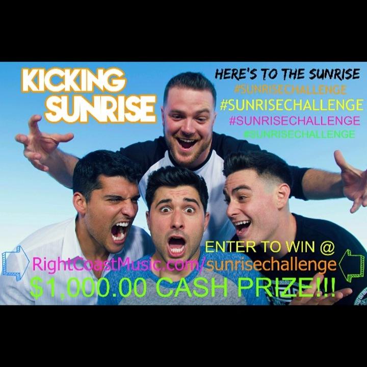 Kicking Sunrise Tour Dates