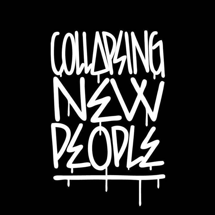 Collapsing New People Tour Dates
