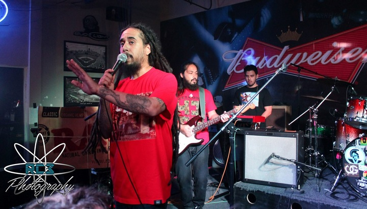 The Steppas @ Detroit Bar - Costa Mesa, CA