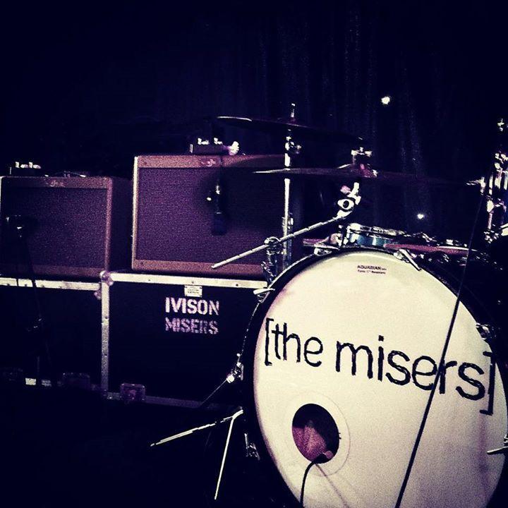 The Misers @ Hare & Hounds - Kings Heath (B'ham), United Kingdom
