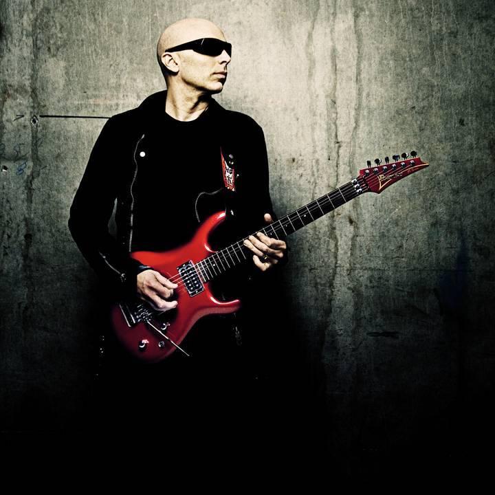 Joe Satriani @ The Palace Theatre Albany - Albany, NY