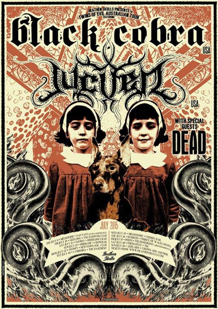 Heathen Skulls @ The Kings Arms - Auckland, New Zealand