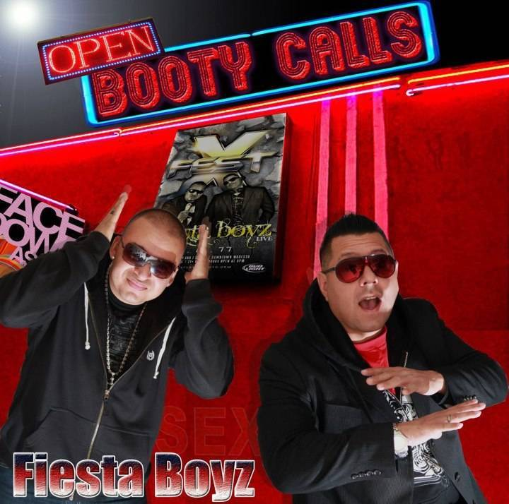 Fiesta Boyz Tour Dates