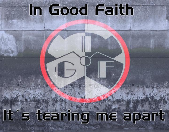 In Good Faith @ Nachtleben - Frankfurt Am Main, Germany