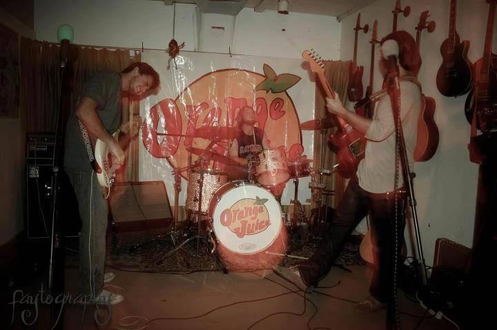 Musical Orange Juice Tour Dates
