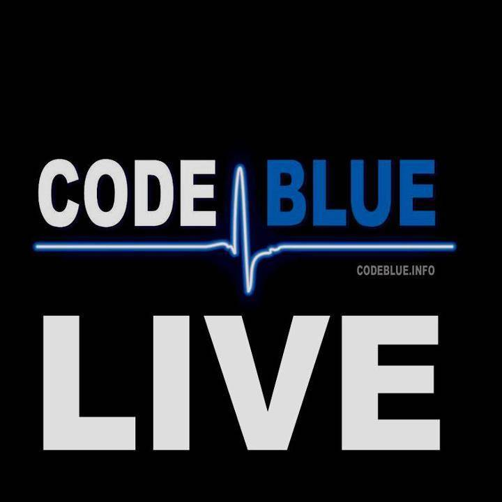 Code Blue Tour Dates