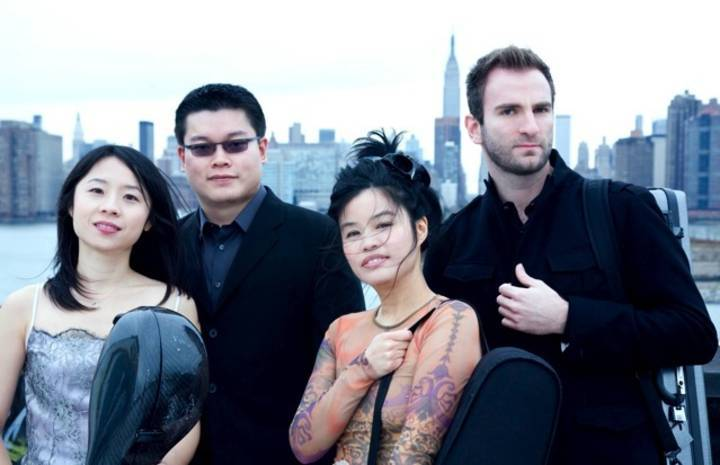 Formosa Quartet Tour Dates
